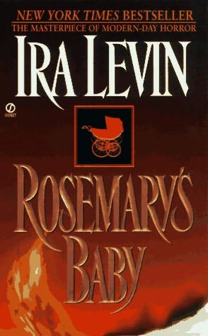 Image result for rosemarys baby book